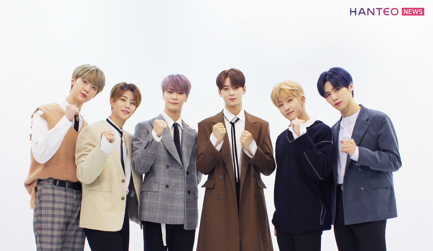 Group ASTRO participating in the promotion of '2019 ASEAN-Republic of KOREA Commemorative Summit' and representing K-Pop artists (Photo=Sena Shim)