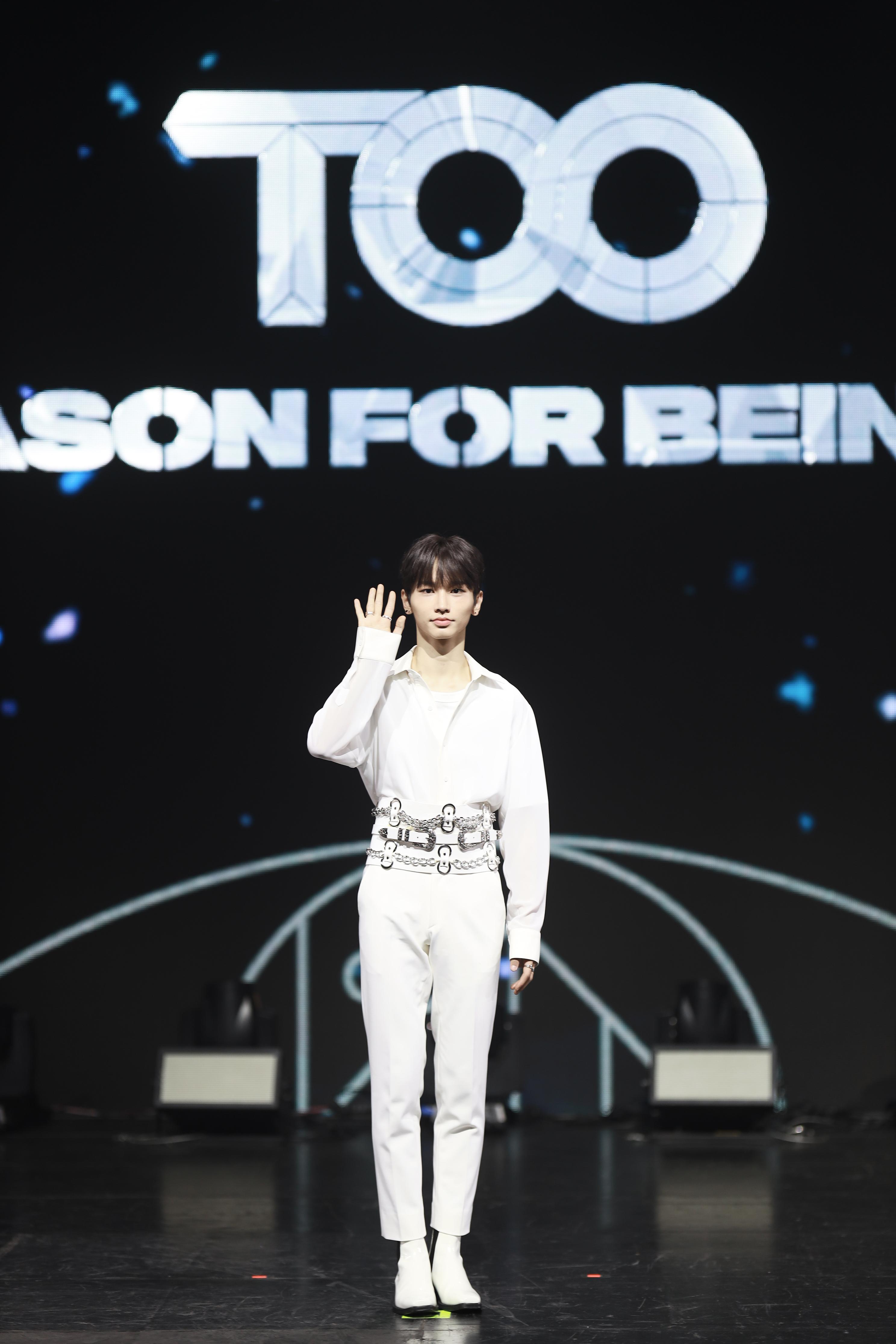 Member Ji Su of TOO (Photo Credit=Stone Music Entertainment, n.CH Entertainment)