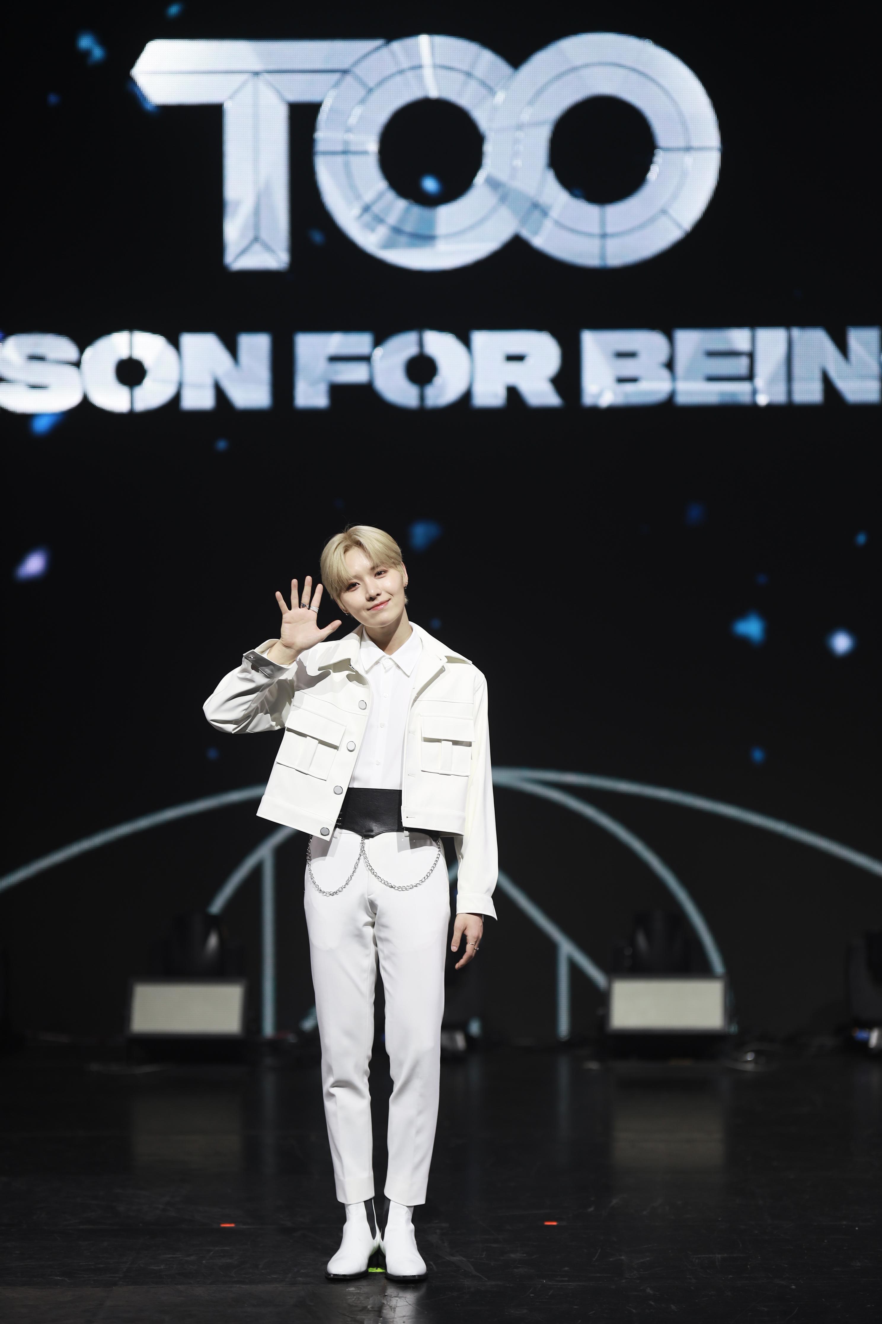 Member Jae Yun of TOO (Photo Credit=Stone Music Entertainment, n.CH Entertainment)