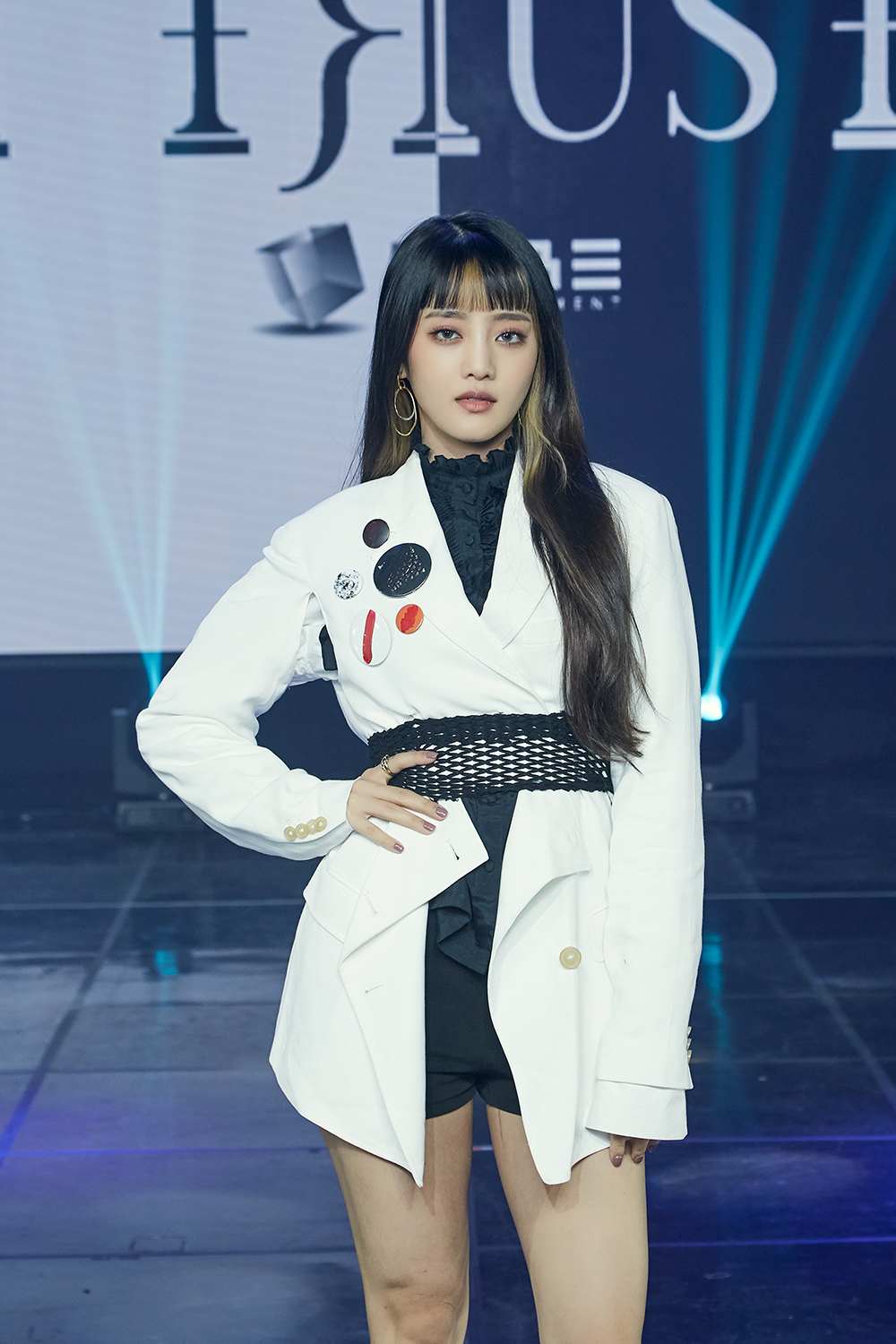 Member Minnie of (G)I-DLE (Photo Credit=Cube Entertainment)