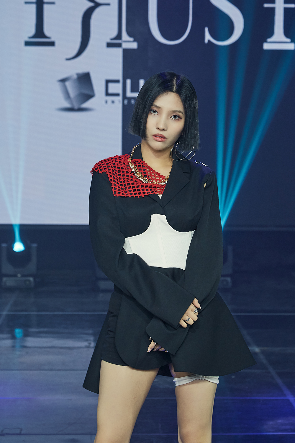 Member Soyeon of (G)I-DLE (Photo Credit=Cube Entertainment)