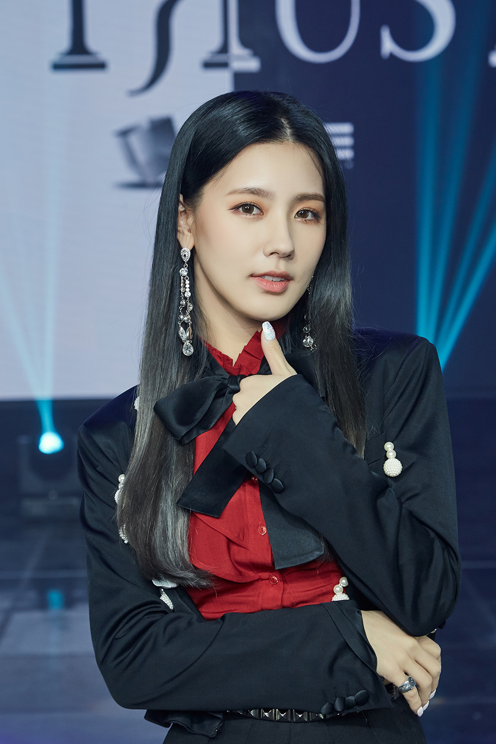 Member Miyeon of (G)I-DLE (Photo Credit=Cube Entertainment)