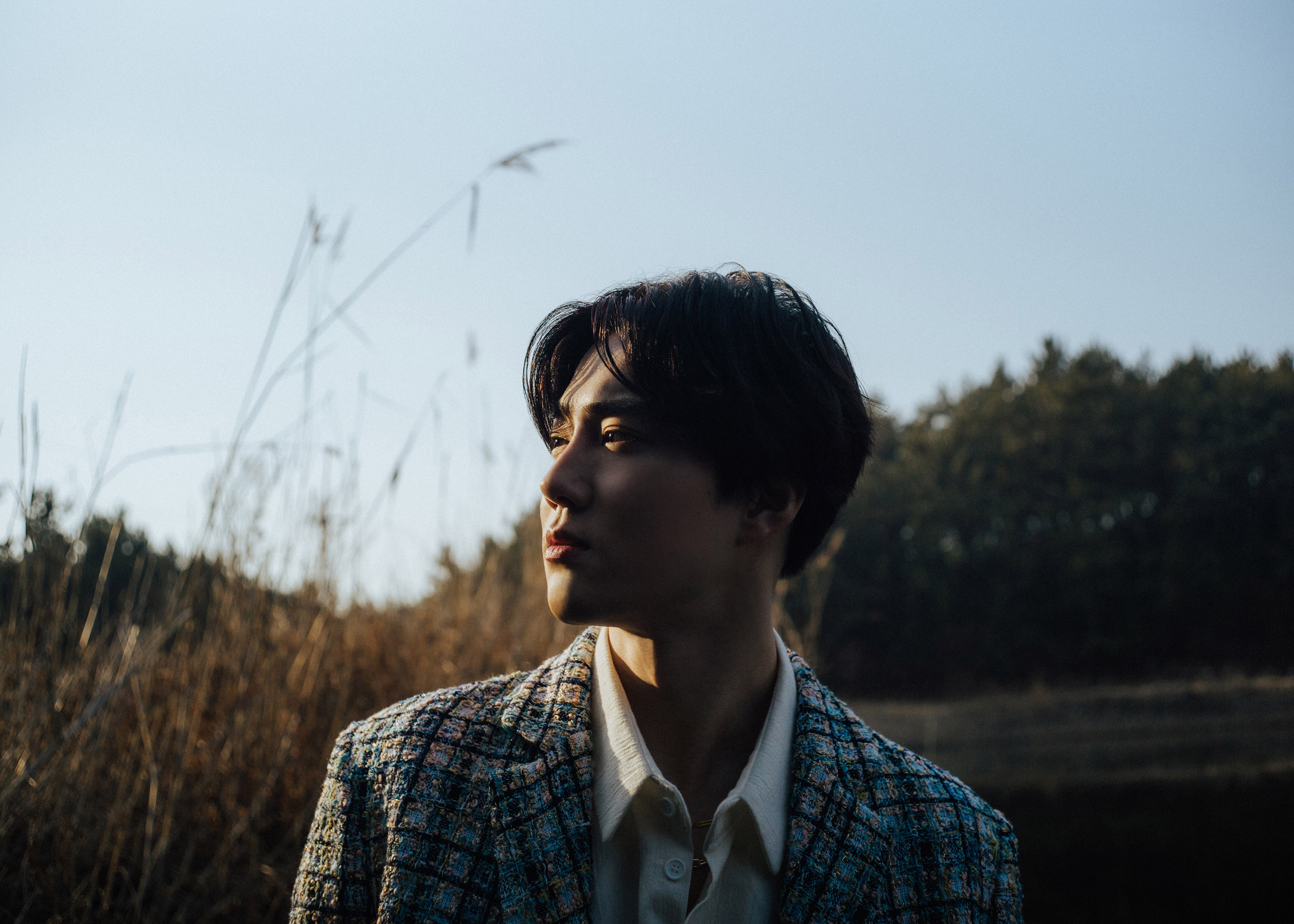 SUHO in Self-Portrait teaser image (Photo Credit=SM Entertainment)