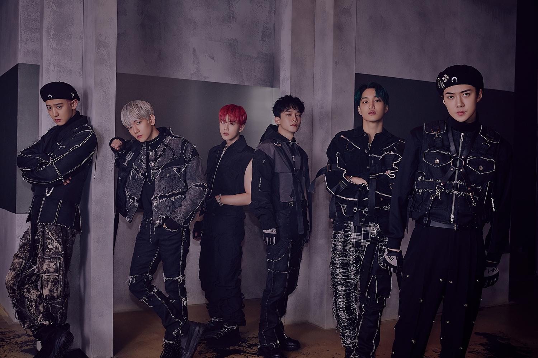 EXO 6th Studio Album OBSESSION teaser image (Photo Credit=SM Entertainment)