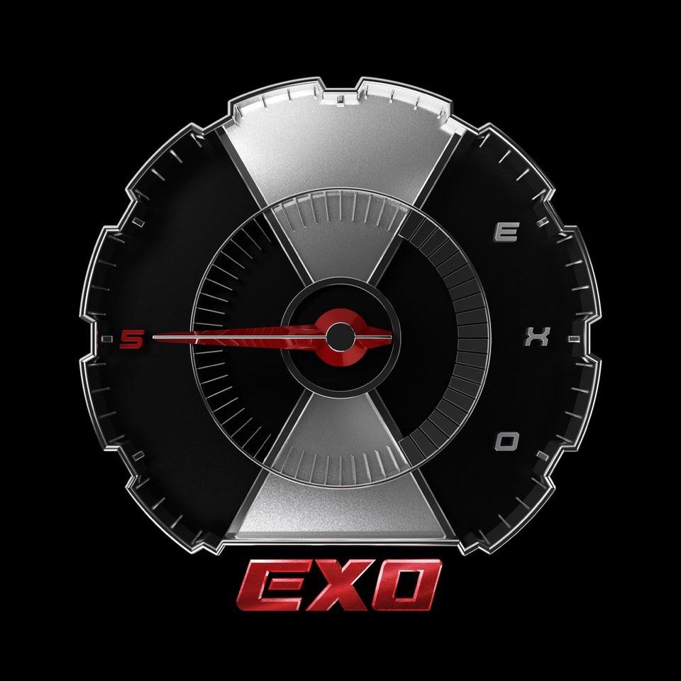 EXO - 5th Studio Album DON T MESS UP MY TEMPO (title track Tempo) cover artwork