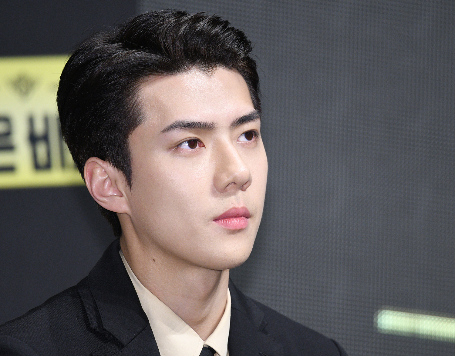 EXO - Sehun, who celebrated his birthday on April 12th (Photo Credit=Getty Image Korea)