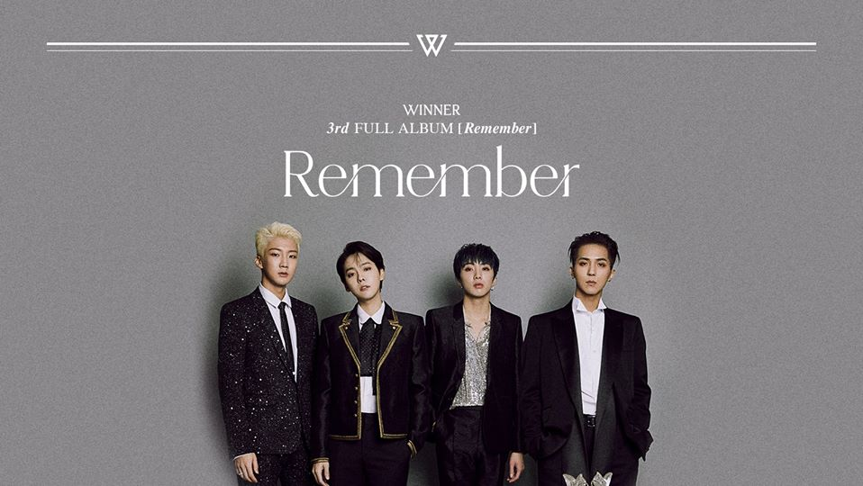 WINNER - Remember teaser image (Photo Credit=YG Entertainment)