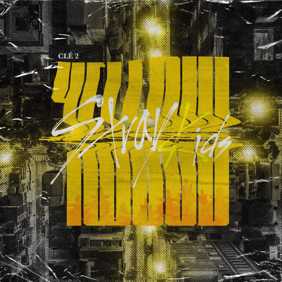 Stray Kids - Clé 2 : Yellow Wood cover artwork