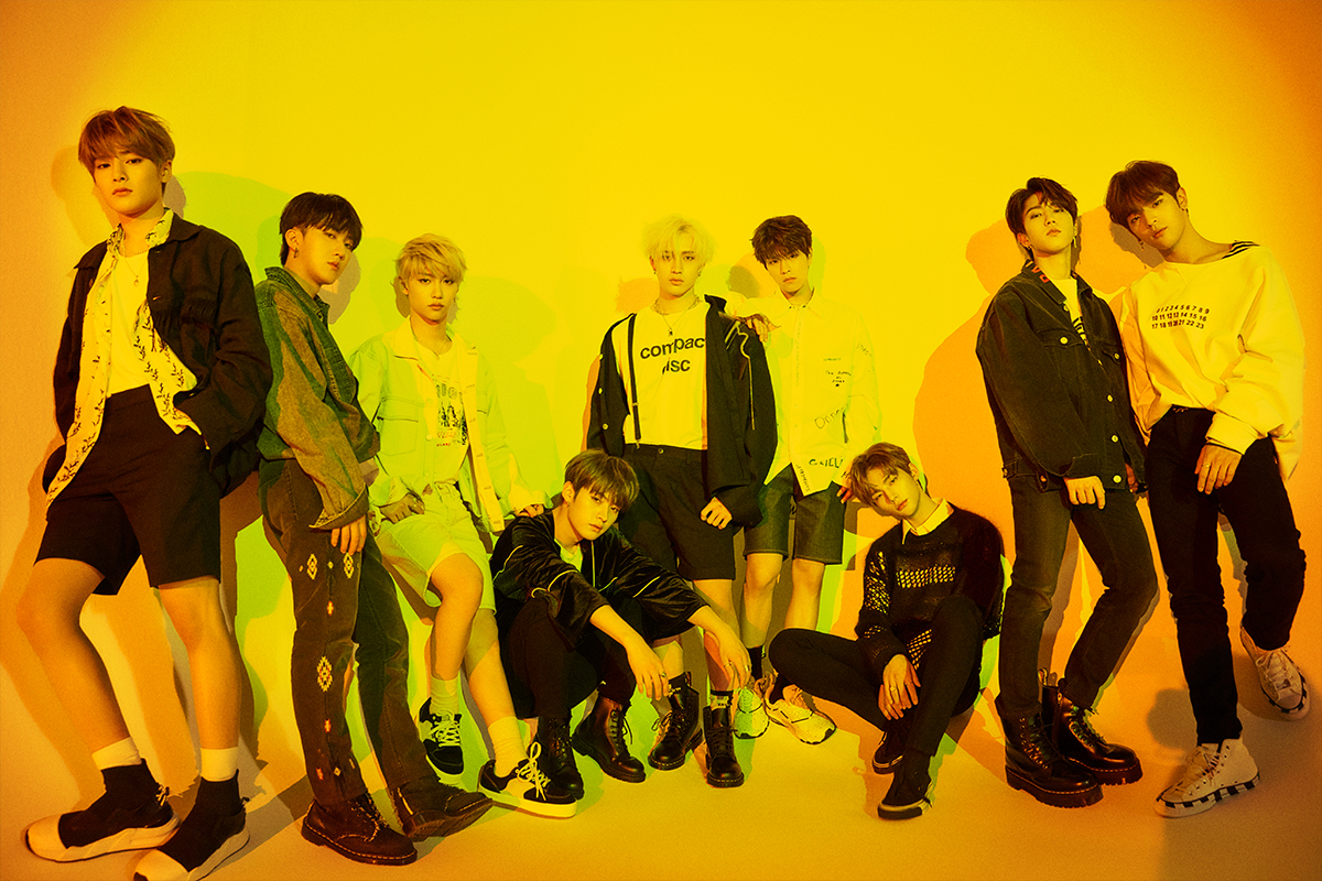 Stray Kids - Clé 2 : Yellow Wood teaser image (Photo Credit=JYP Entertainment)