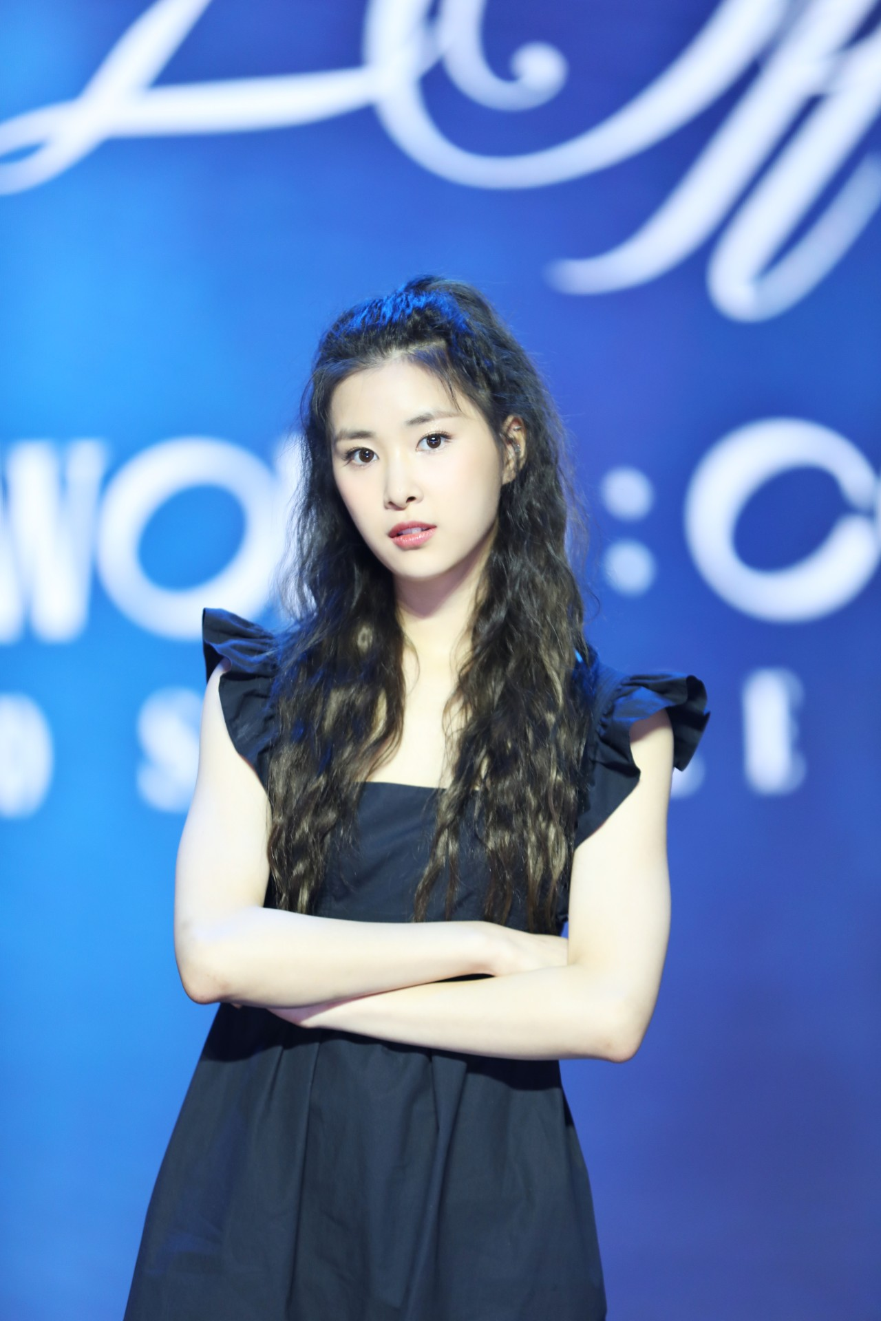 Member Uchae of NATURE (Photo Credit=n.CH Entertainment)