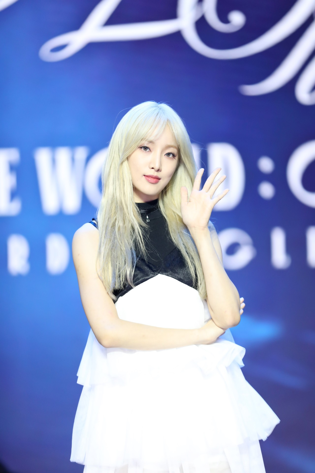 Member Saebom of NATURE (Photo Credit=n.CH Entertainment)