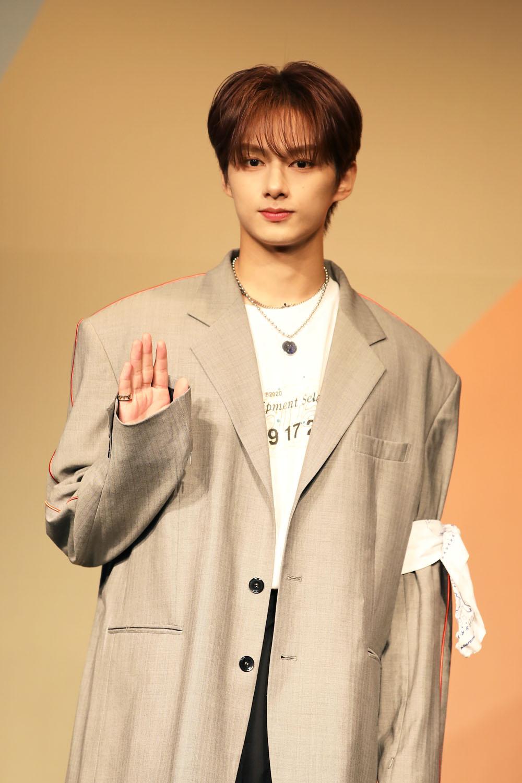 Member Jun of SEVENTEEN (Photo Credit=Sena Sim)