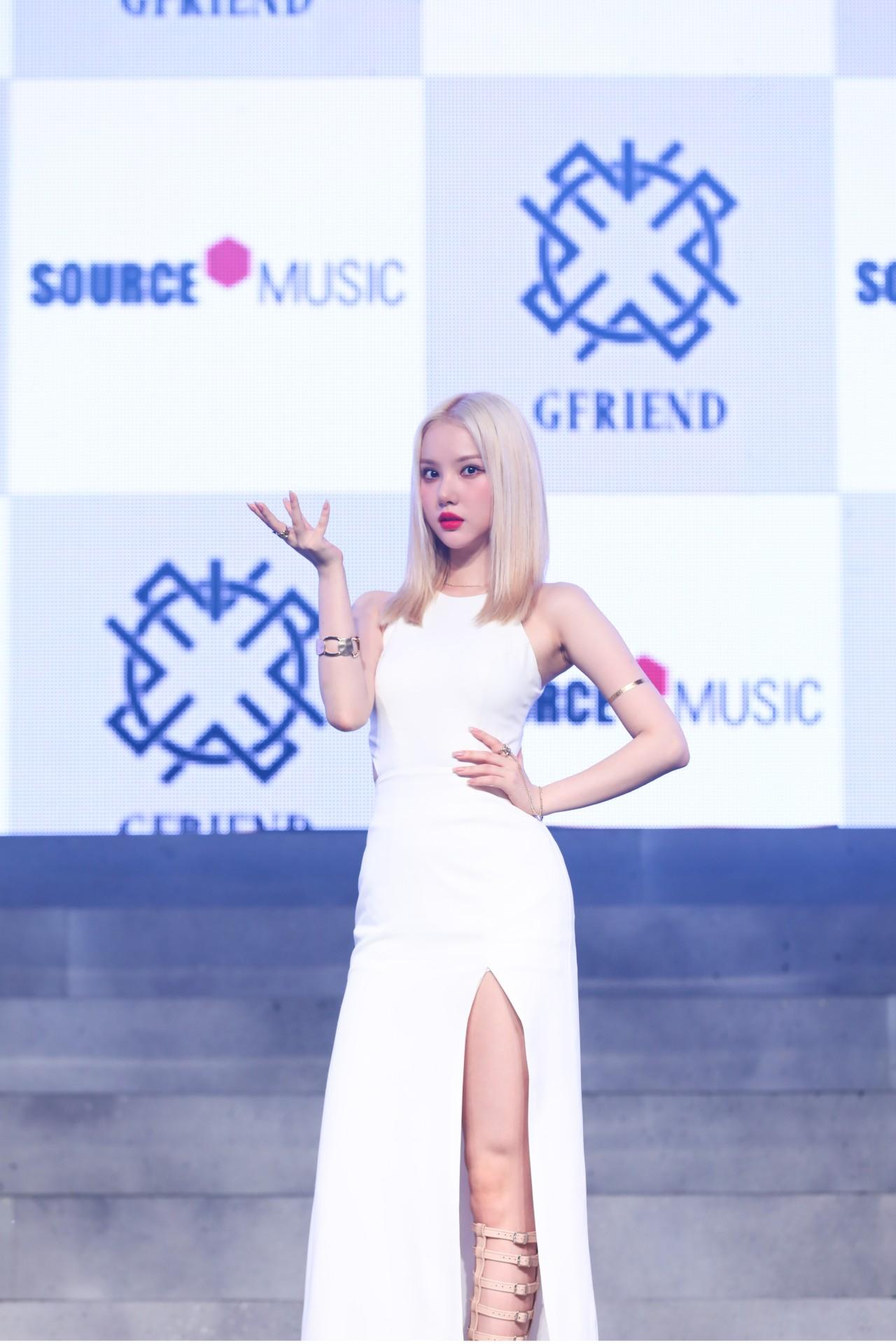 Member Eunha of GFRIEND (Photo Credit=Source Music)