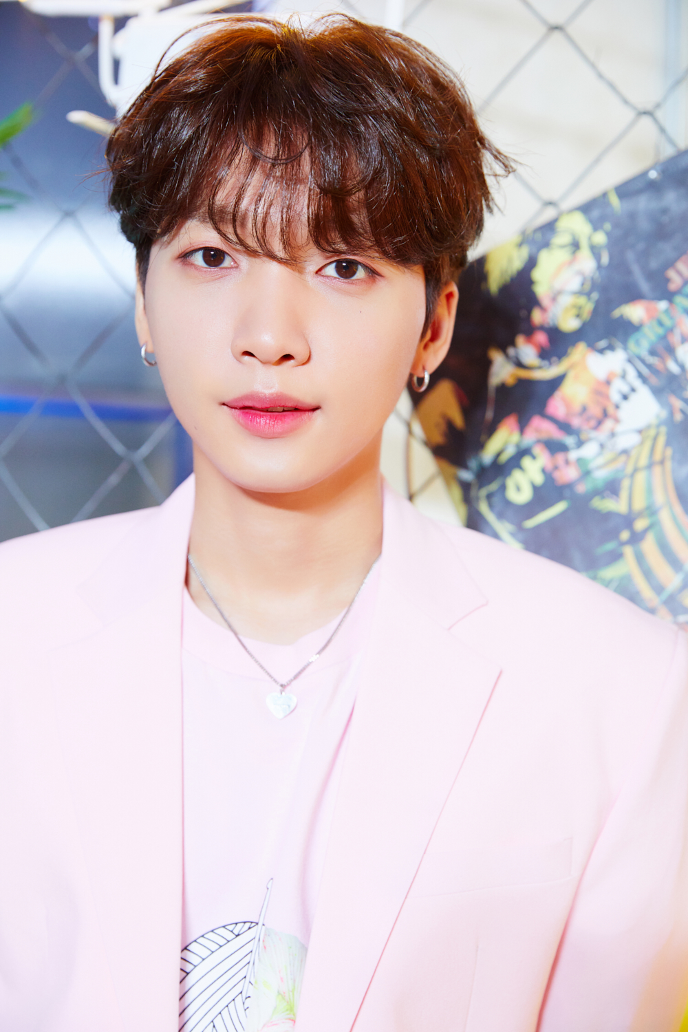 JEONG SEWOON, who held a media listening session today (14th) at 4 PM celebrating the 1st Studio Album 24 PART 1 (Photo Credit=Starship Entertainment)