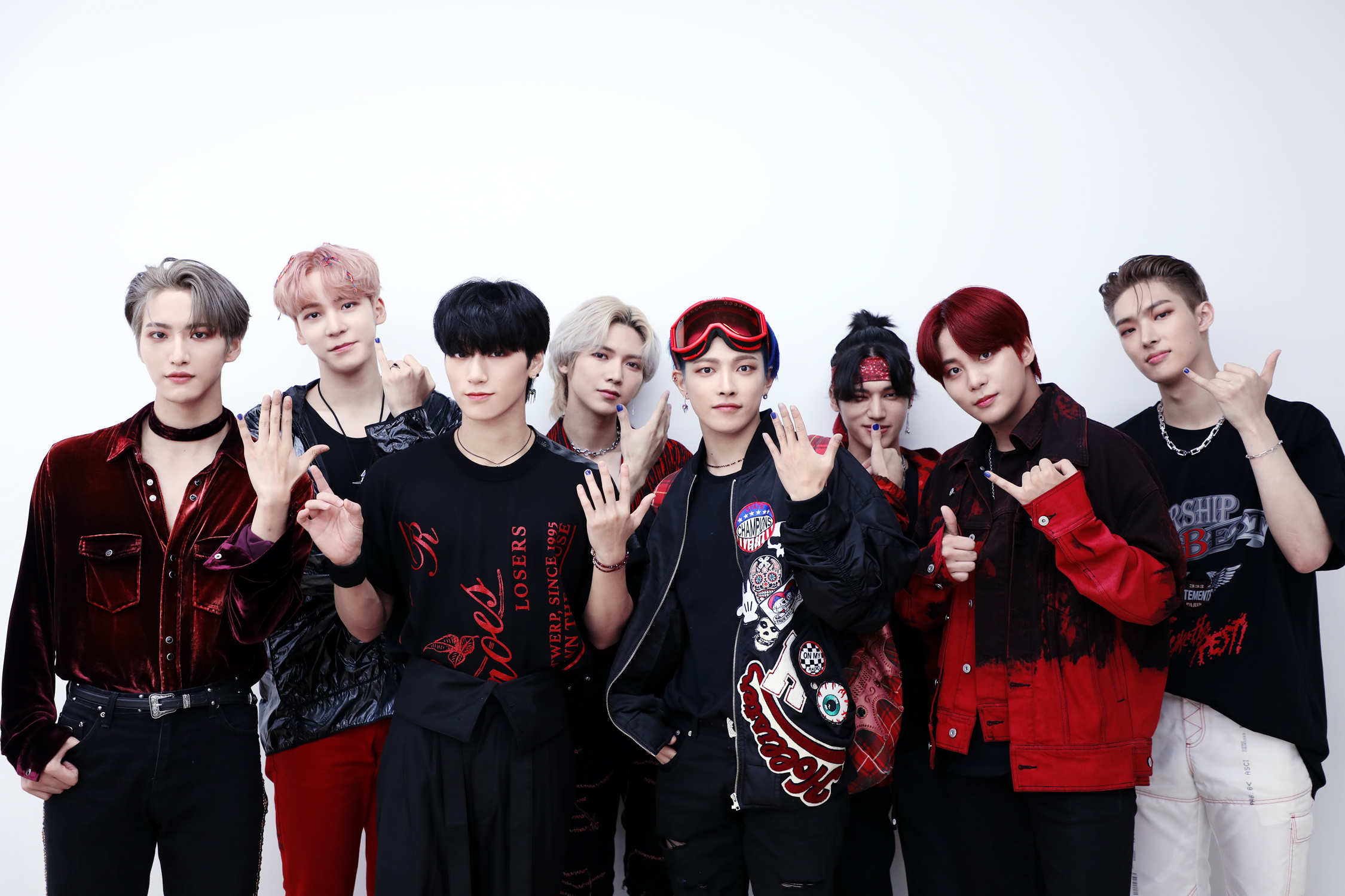 ATEEZ nominated as the ambassador of Polished Man 2020 Campaign (Photo Credit=KQ Entertainment)