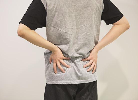 허리 통증