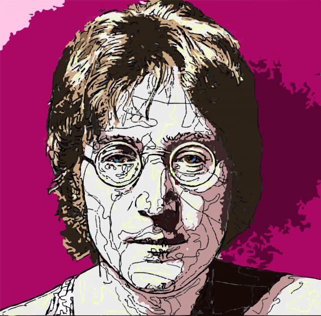 John Lennon by 강동인
