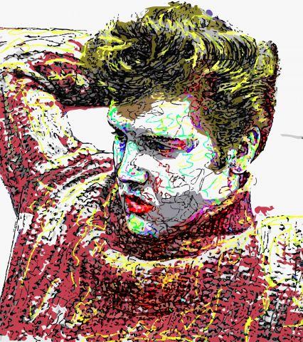 Elvis Presley by 강동인