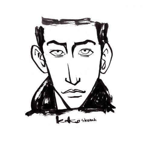 Man 01 by koko sketch