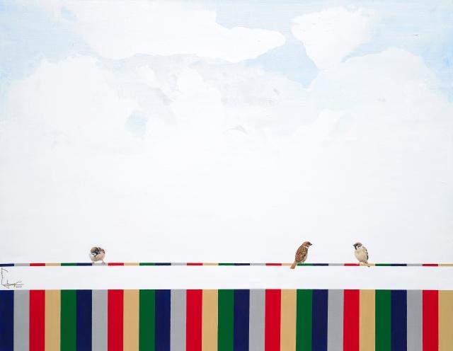도시의 속삭임 by 이미경