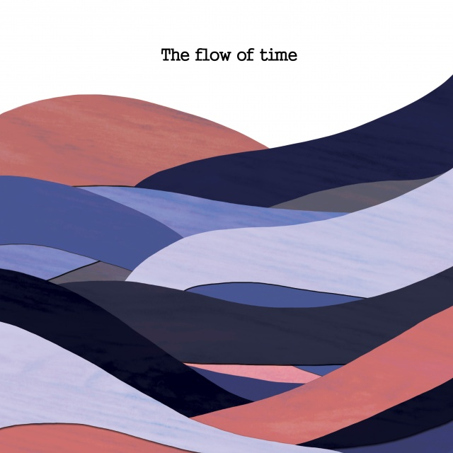 The flow of time by Beanna