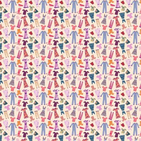 Dress pattern- beige by joyfultaylor