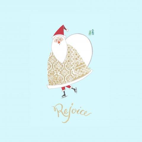 루마니아 산타 - Rejoice! by joyfultaylor