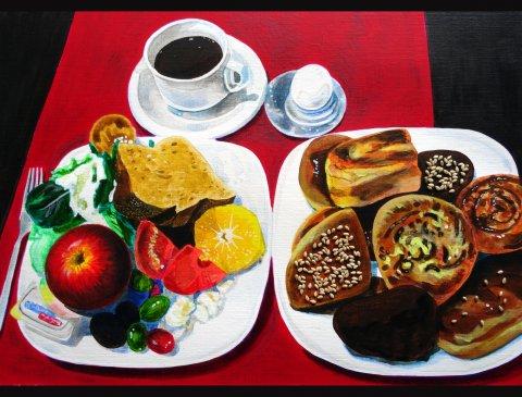 터키의 아침식사