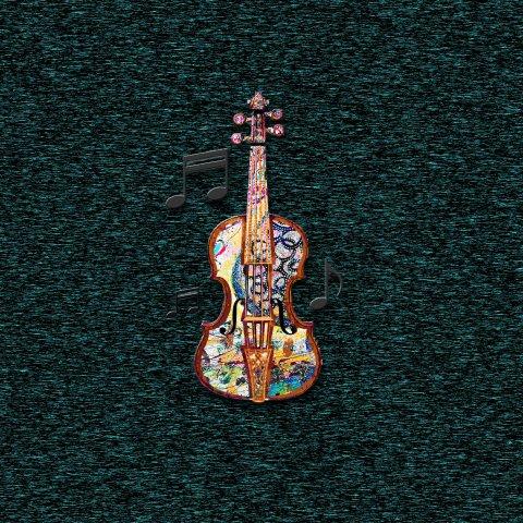 바이올린1 by 봄봄