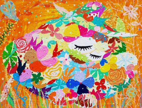 마음에 핀 꽃 (Flowers of heart)