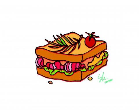샌드위치 / Sandwich by nonoru