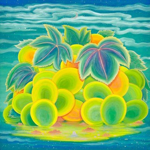 GRAPE PARADISE-island