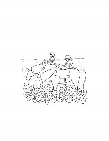 memory by horsesketch