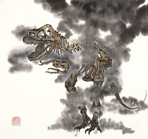 신비한공룡