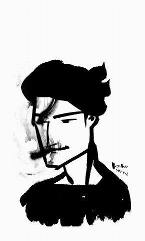 Man02 by koko sketch
