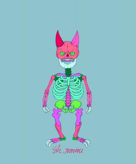 뼈와 살 venty by nonoru