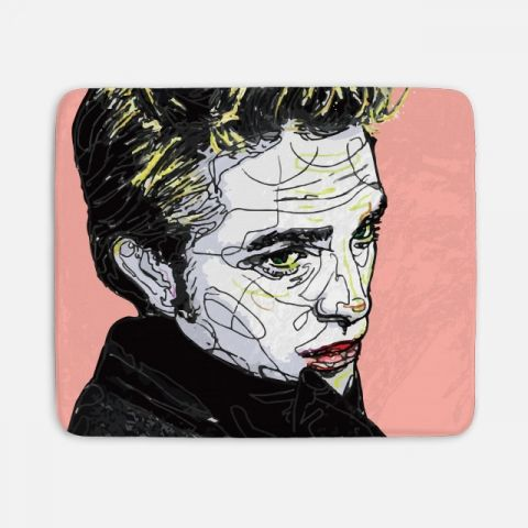 Robert Pattinson 담요