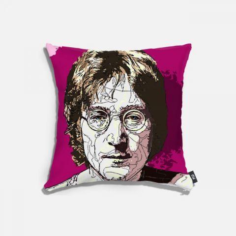 John Lennon 쿠션