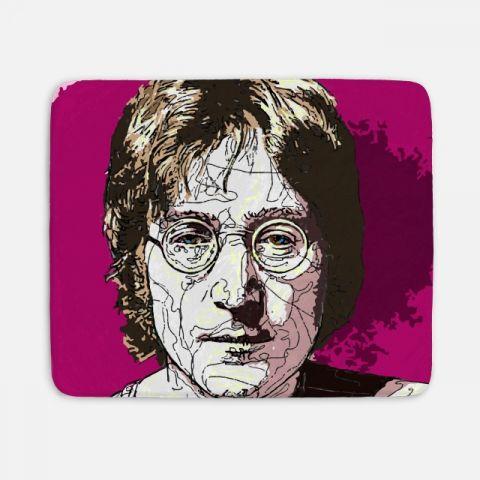 John Lennon 담요