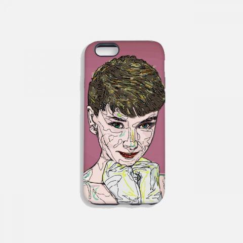 Audrey Hepburn 터프케이스