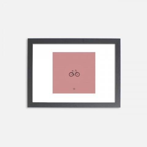 [bicycle] Bucket list. no.25 아트액자