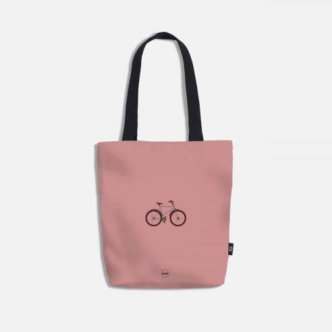 [bicycle] Bucket list. no.25 토트백