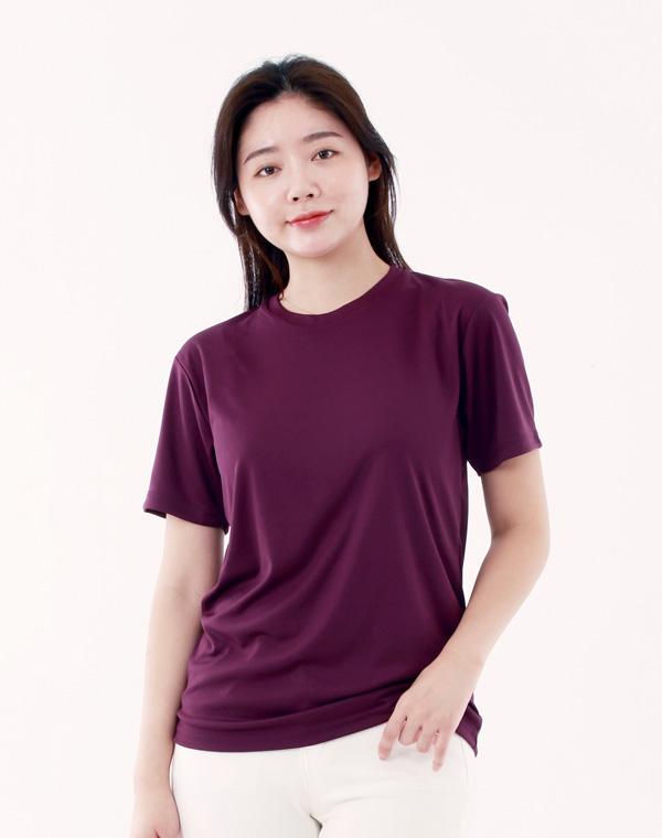 공용) 드라이 라운드 티셔츠 350-AIT
