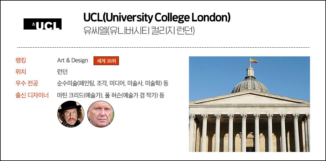 UCL 학교 설명