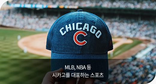 MLB, NBA 등 시카고를 대표하는 스포츠