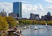보스턴 전경