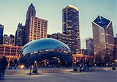 시카고 전경