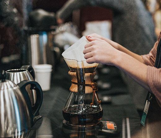 카페, 바리스타