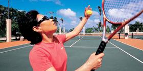 테니스수업