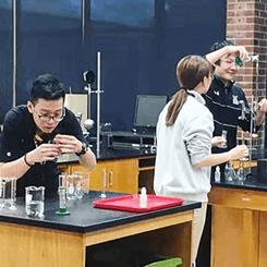 미국 관리형유학의 실제 전공학습 사진2